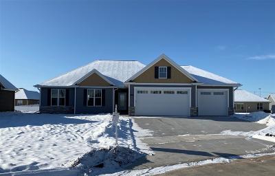 Appleton Single Family Home Active-No Offer: 3615 Golden Hill
