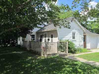 Shawano Single Family Home Active-No Offer: 609 E 5th