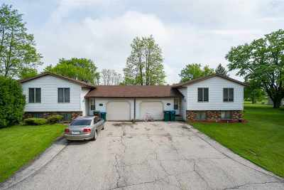 Appleton Multi Family Home Active-Offer No Bump: 3545 Northridge