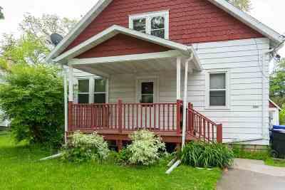 Appleton Multi Family Home Active-Offer No Bump: 1931 N Oneida