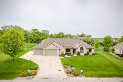 Brown County Single Family Home Active-No Offer: 4024 Half Crown Run