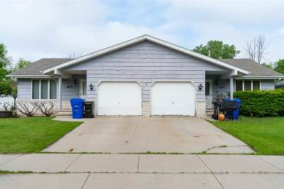 Appleton Multi Family Home Active-Offer No Bump: 1609 Birchwood