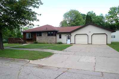 Oconto Falls Single Family Home Active-No Offer: 344 S Adams