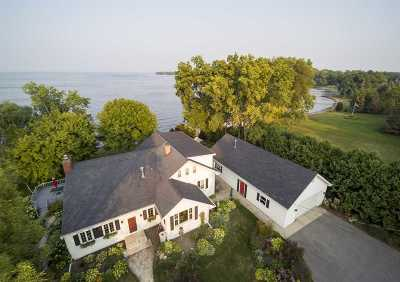 Oshkosh Single Family Home Active-No Offer: 4792 Bay View