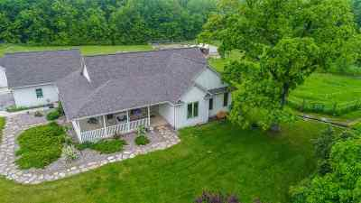 De Pere Farm Active-No Offer: 3526 Old Military