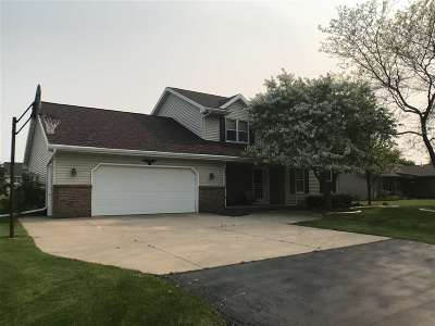 Appleton Single Family Home Active-Offer No Bump: W2529 Frontier