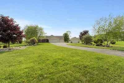 Pulaski WI Single Family Home Active-No Offer: $329,900