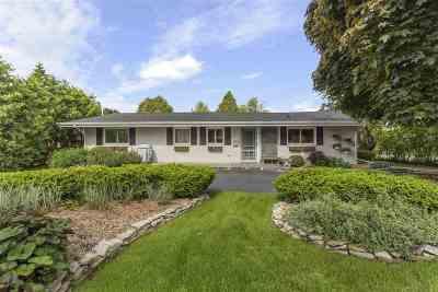 Appleton Single Family Home Active-No Offer: 1607 S Carver