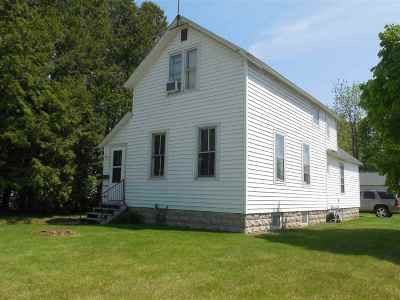 Marinette Single Family Home Active-Offer No Bump: 2823 Gilbert
