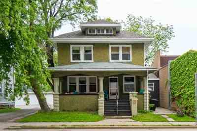 Appleton Single Family Home Active-Offer No Bump: 124 E Franklin
