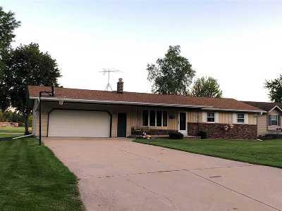 Shawano Single Family Home Active-No Offer: 156 Robin