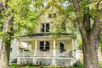 Neenah Single Family Home Active-Offer No Bump: 115 Harrison