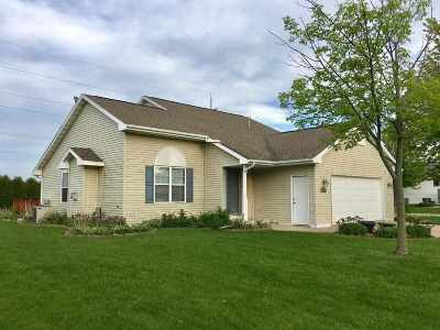 Appleton Single Family Home Active-No Offer: N134 Briarwood