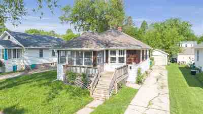 Green Bay Single Family Home Active-No Offer: 519 Northern