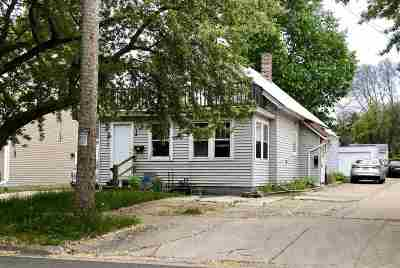 Green Bay Multi Family Home Active-No Offer: 1028 Stuart