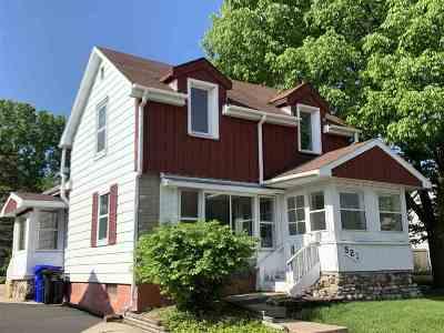 Appleton Single Family Home Active-Offer No Bump: 521 E Calumet