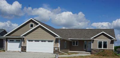 Neenah Single Family Home Active-No Offer: 1195 Lori