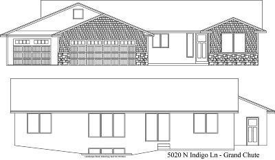 Appleton Single Family Home Active-No Offer: 5020 N Indigo