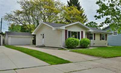 Neenah Single Family Home Active-No Offer: 2216 Henry