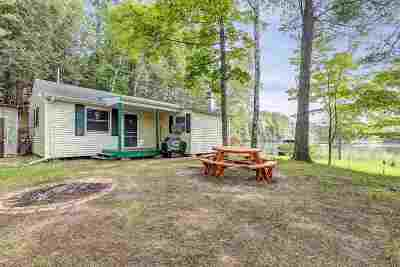 Oconto County Single Family Home Active-No Offer: 17259 Pinkowsky