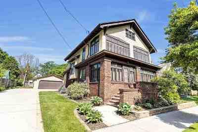 Appleton Single Family Home Active-No Offer: 615 N Lawe