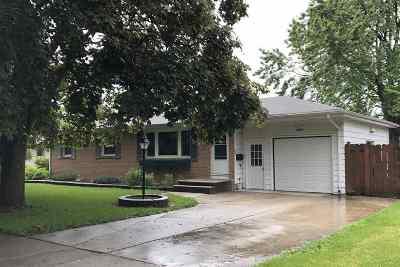 Green Bay Single Family Home Active-No Offer: 1779 Debra