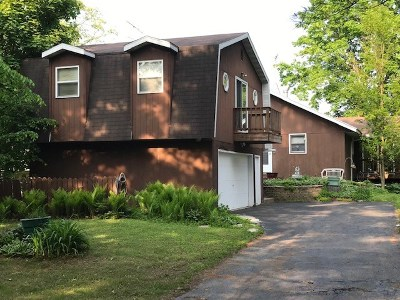 Waupaca Single Family Home Active-Offer No Bump: N1416 W Stratton