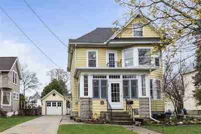 Appleton Single Family Home Active-No Offer: 526 N Rankin