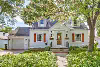 Appleton Single Family Home Active-Offer No Bump: 1829 N Meade