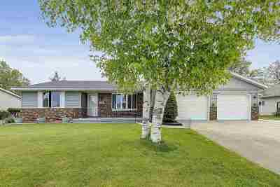 Green Bay Single Family Home Active-No Offer: 1680 Penny