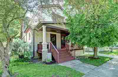 Appleton Single Family Home Active-No Offer: 212 W Atlantic