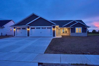 Pulaski WI Single Family Home Active-No Offer: $279,900