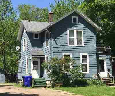 Appleton Multi Family Home Active-No Offer: 734 E North