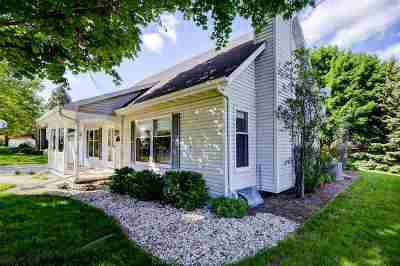 Appleton Single Family Home Active-Offer No Bump: N344 Rogers
