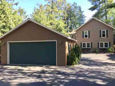 Suring Single Family Home Active-Offer No Bump: 9303 N Kelly Lake