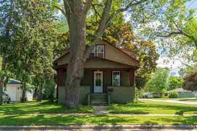 Appleton Single Family Home Active-No Offer: 1032 S Kernan
