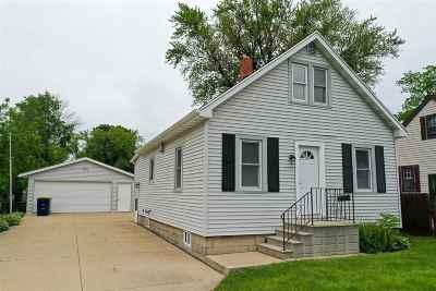 Green Bay Single Family Home Active-No Offer: 1571 Cass
