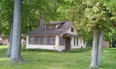 Shawano Single Family Home Active-Offer No Bump: W5013 Stark