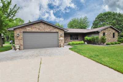 Appleton Single Family Home Active-Offer No Bump: W5622 Vans