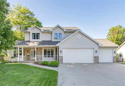 Appleton Single Family Home Active-Offer No Bump: W5922 Blazing Star