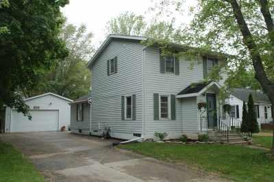Appleton Single Family Home Active-Offer No Bump: 1602 E Randall