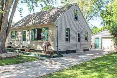 Green Bay Single Family Home Active-Offer No Bump: 1597 Amy
