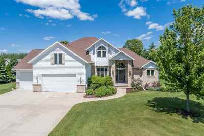 Appleton Single Family Home Active-Offer No Bump: 1326 W Starview