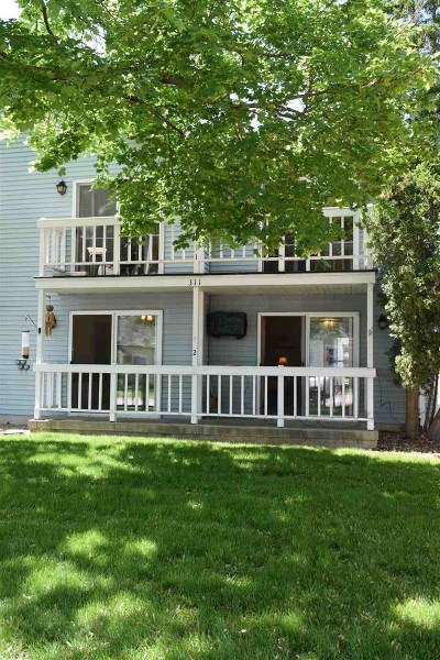 Neenah Condo/Townhouse Active-Offer No Bump: 311 Harrison #2
