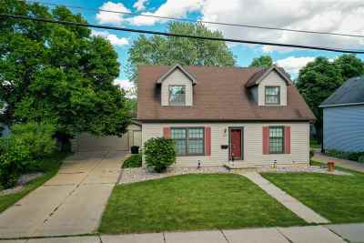 Combined Locks Single Family Home Active-Offer No Bump: 207 Williams