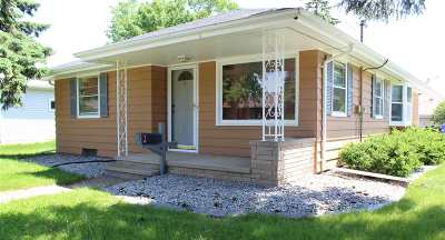 Single Family Home Active-No Offer: 2206 N Locust