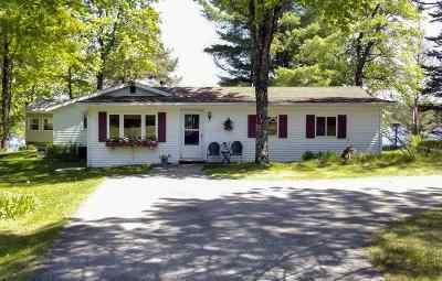Marinette County Single Family Home Active-No Offer: N14930 Glen Lake