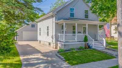 Appleton Single Family Home Active-Offer No Bump: 1429 E Gunn