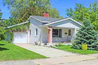Green Bay Single Family Home Active-No Offer: 1571 Chicago