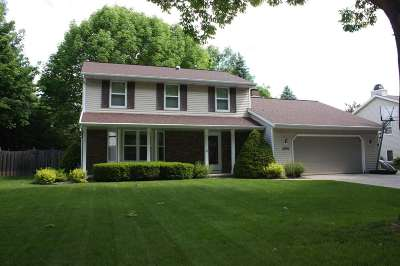 Green Bay Single Family Home Active-Offer No Bump: 2970 Fleetwood